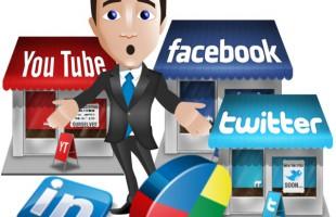 Sociala medier viktiga för jobbsökande